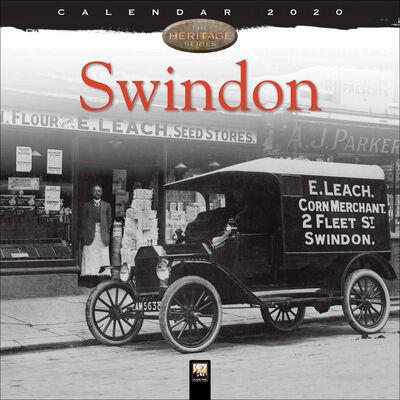 Swindon Heritage 2020 Wall Calendar image number 1