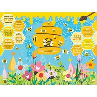 Brilliant Bees 300 Piece Jigsaw Puzzle