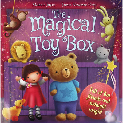 The Magical Toy Box image number 1