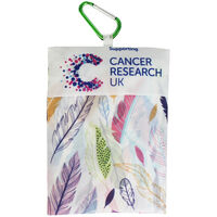 Cancer Research UK Folding Shopping Bag - Supporting CRUK