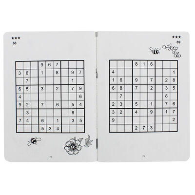 Bee-autiful Puzzles: Sudoku image number 2