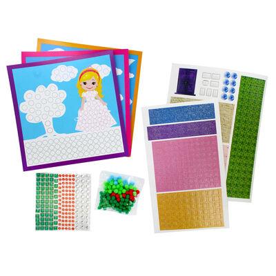 Fairytale Mosaic Craft Kit image number 3