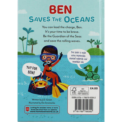 Ben Saves The Oceans image number 2