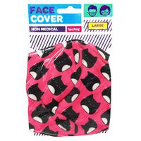 Cat Reusable Face Covering