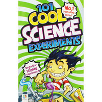 1001 Cool Science Experiments