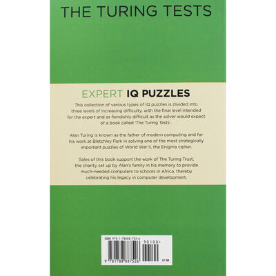 Expert IQ Puzzles: The Turing Tests image number 2