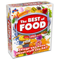 The LOGO Best of Food Board Game