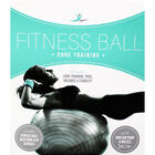 Grey Fitness Ball - 65cm image number 2