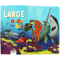 Little to Large: Under the Sea