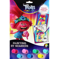 Trolls Painting By Numbers