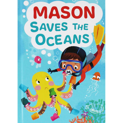 Mason Saves the Oceans image number 1