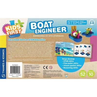 Kids First Boat Engineer Set image number 3