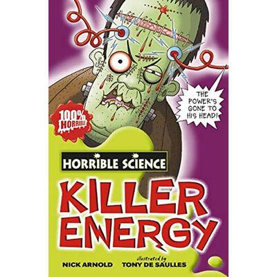 Horrible Science: Killer Energy image number 1