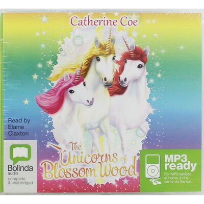 The Unicorns of Blossom Wood : MP3 CD image number 1