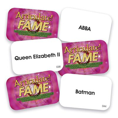 Articulate! Fame Game image number 3