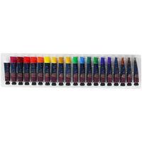 Acrylic Paint Set - Set of 20