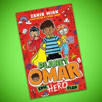 Epic Hero Flop: Planet Omar Book 4