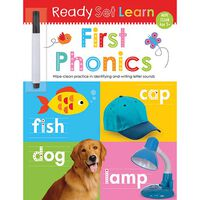 Ready Set Learn: First Phonics