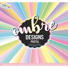Ombre Designs Paper Pad - 30cm x 30cm - Assorted image number 4