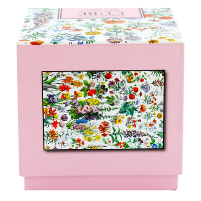 Floral 100 Piece Jigsaw Puzzle image number 4