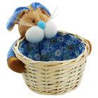 Easter Bunny Basket - Assorted image number 1