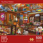 Toy Shop 500 Piece Jigsaw Puzzle image number 1