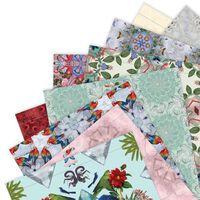 Kaleidoscope Paper Pad 12x12 Inch
