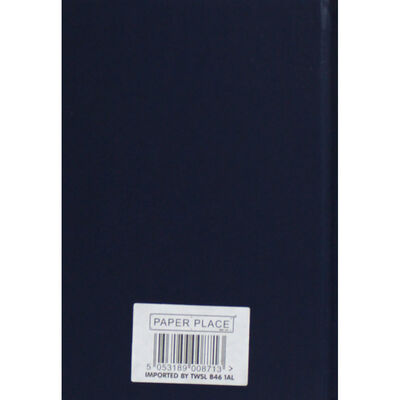 A6 2020 Blue Week to View Diary image number 2