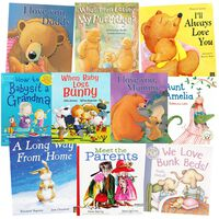 Family-Time Tales: 10 Kids Picture Books Bundle