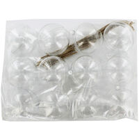 Fill Your Own Baubles - 12 Pack
