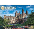 Cheshire 2020 A4 Wall Calendar image number 1