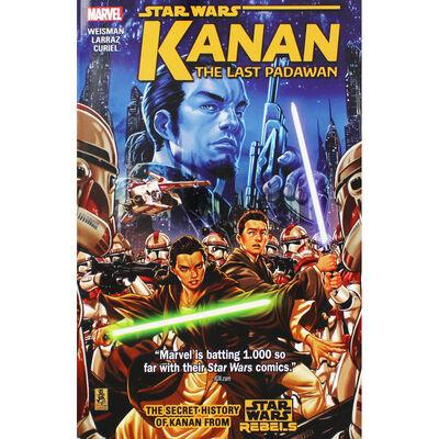 Star Wars: Kanan: The Last Padawan image number 1