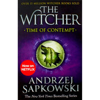 The Witcher Time of Contempt: Book 2