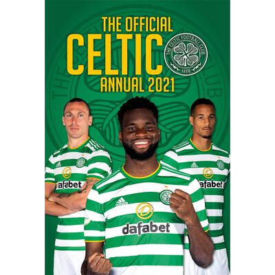 The Official Celtic FC Annual 2021 image number 1