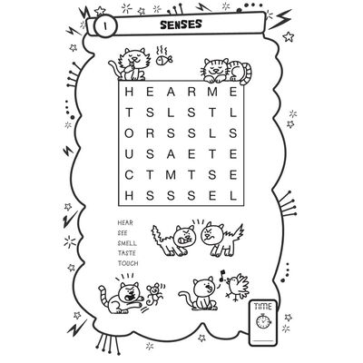Wordsearches For Bright Sparks image number 3