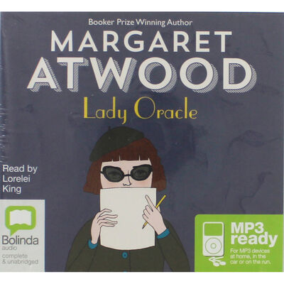 Lady Oracle: MP3 CD image number 1