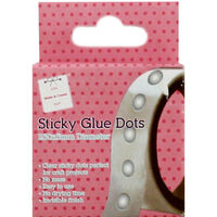 Sticky Glue Dots - Pack of 250