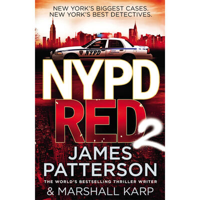James Patterson NYPD: 5 Book Collection image number 3