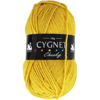 Cygnet Chunky Gold Yarn - 100g