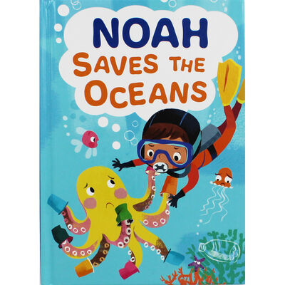 Noah Saves The Oceans image number 1