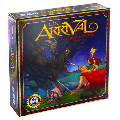 The Arrival Board Game image number 1
