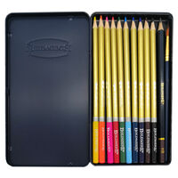 Boldmere Watercolour Pencil Set
