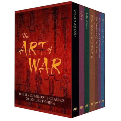 The Art of War Collection: 7 Book Box Set image number 1