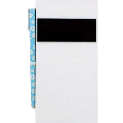Bee Magnetic Shopping List with Pen image number 2