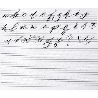 Brush-Marker Calligraphy image number 2