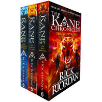 The Kane Chronicles: 3 Book Collection