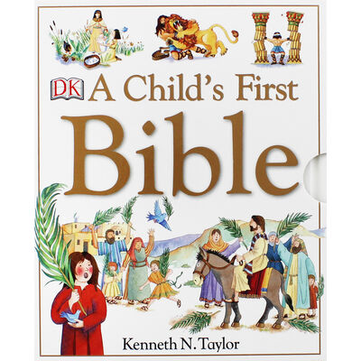DK A Child's First Bible image number 2