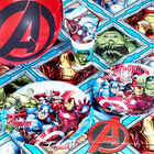 Avengers Paper Party Masks - 6 Pack image number 2