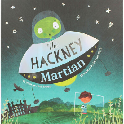 The Hackney Martian image number 1