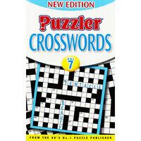 Puzzler Crosswords: Volume 7